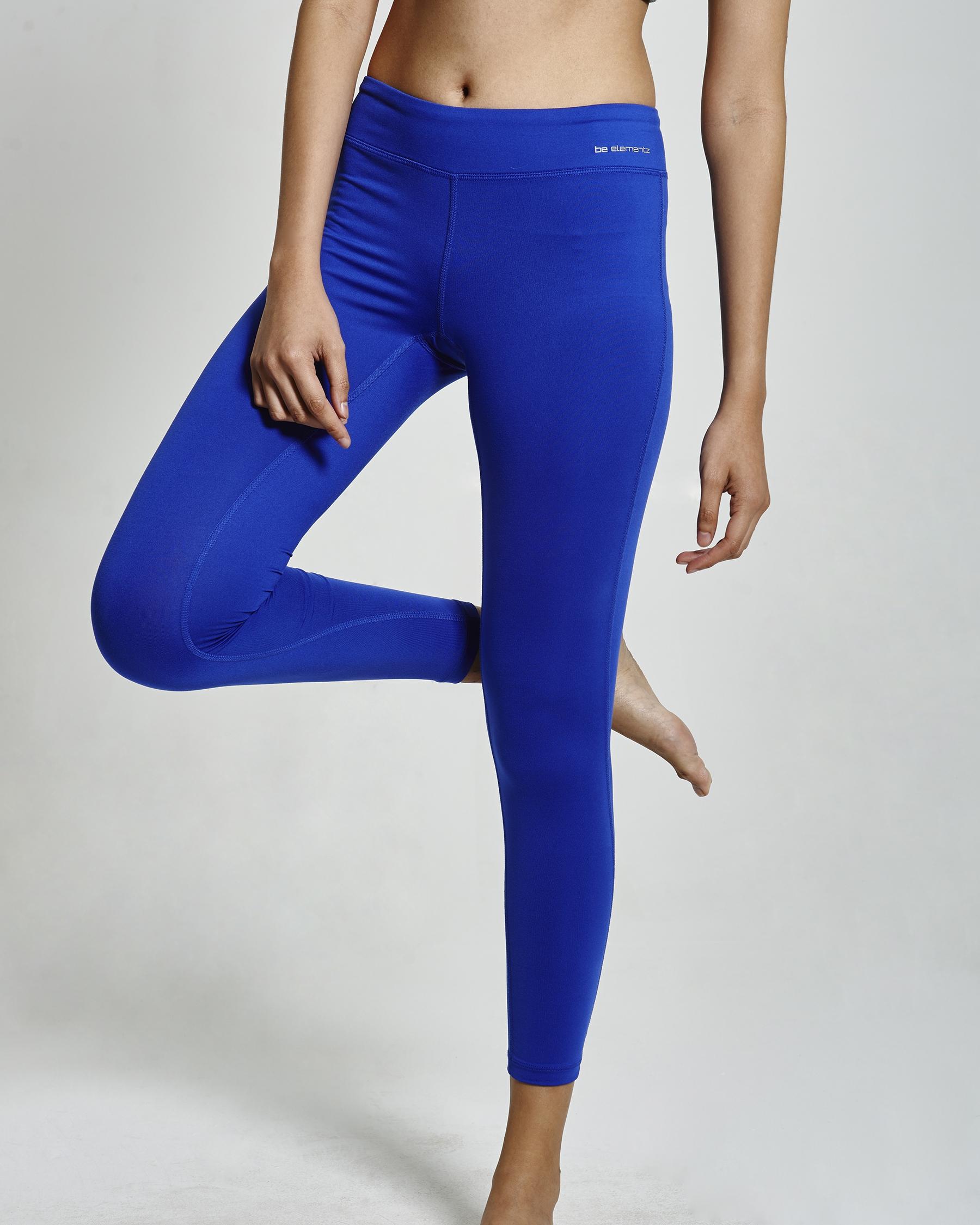 f8ecf0883eb0f2 Cobalt Blue Yoga Pants &HI35 – Advancedmassagebysara
