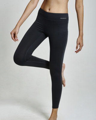 Breath Lifted Yoga Pants (Dark Grey)