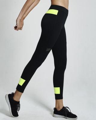 Luminous  Training Legging (Volt)