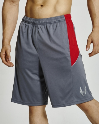 Light Weight Basketball Shorts (Grey)