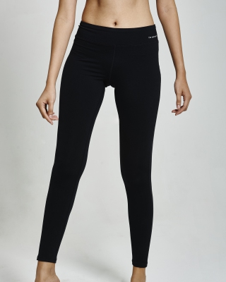 Breath Lifted Yoga Pants (Black)