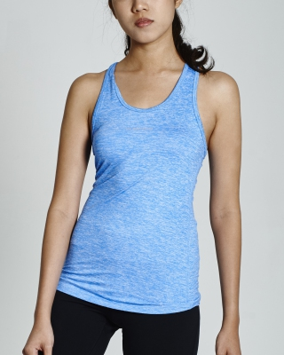 Cooling Fit Tank (Blue)