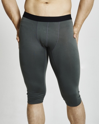 Quick Response Training Tight  (Grey)
